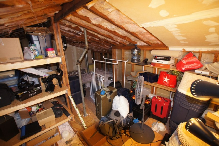 Brittan Heights Attic
